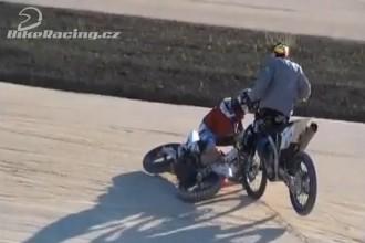 Rossi už řádí na svém hadím ranči