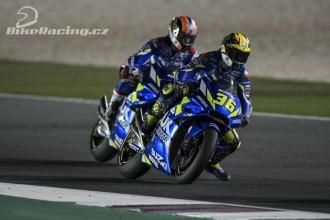 Suzuki byla v Kataru hodně vidět