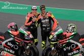 Aprilia představila MotoGP tým