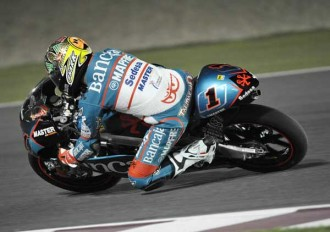 GP Qatar  Warm up