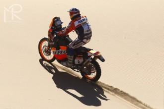 Rally Dakar 2009  11. etapa