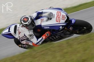 Tiskové zpráva z testů MotoGP  Sepang (pátek)