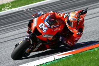 U Ducati připraveni na boj o pódium