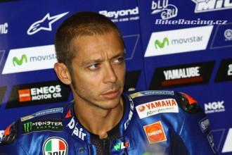Valentino Rossi zraněn