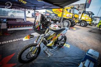 Big Shock Racing připraven na start Dakaru