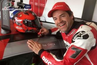 Checa: S Panigale V4R má Ducati šanci