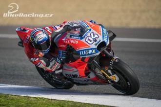 Ducati dokončila poslední letošní test