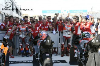 Ducati ovládla kvalifikaci