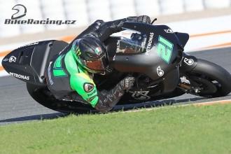 Morbidelli: Yamaha mi sedí