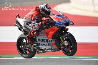 Jezdci Ducati se pokusí o další pódiu
