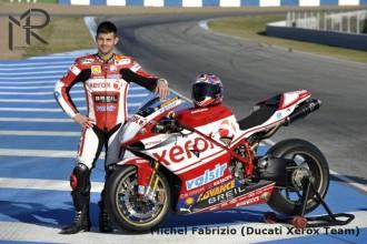 Tým Ducati Xerox prezentoval nový stroj