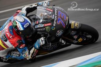 IRTA test Moto3, Moto2 Jerez – středa