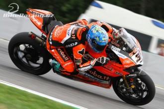 Jezdci Ducati připraveni na domácí závod