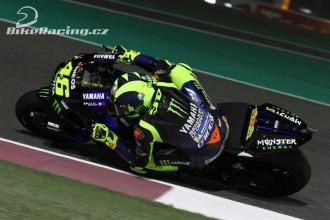 Rossi: Musím zrychlit