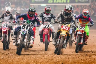 Supercross Amneville 2018