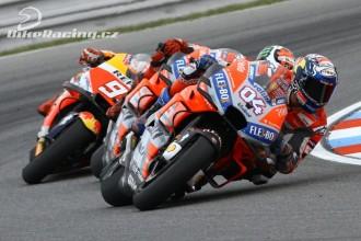 Ducati v Brně oslavila double
