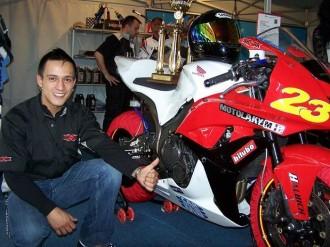 Indi Racing na výstavě Motocykl 2008