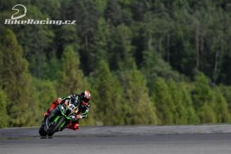 Jezdci Kawasaki dokončili test v Brně