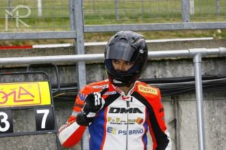 Michal Drobný do závodu nenastoupí
