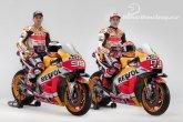 Oficiální fotky Repsol Honda Teamu