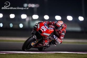 Ducati odstartovala finální test