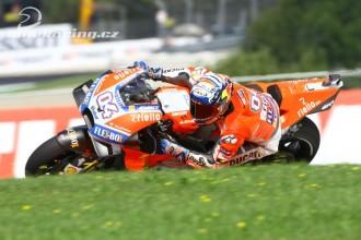 Jezdci Ducati v pátek nejrychlejší