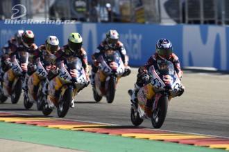Red Bull Rookies Cup 2018 – Aragon