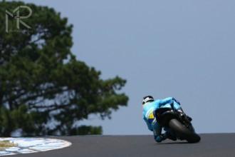 Rizla Suzuki MotoGP na cestě k IRTA testům