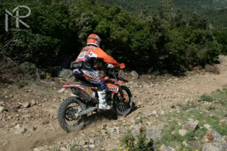 Sardinia Rally  3. etapa