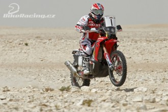 Sealine Cross-Country Rally – 1. etapa