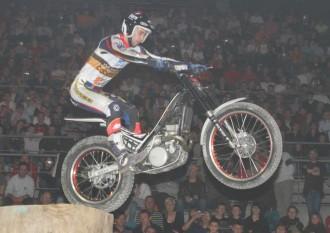 Mistrovství světa Indoor Trial  Marseille