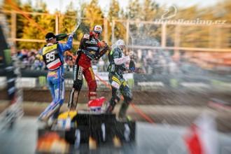 Speedway GP Švédska – Hallstavik