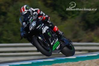WSBK Test Jerez 2018 – pondělí