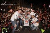 Marc Marquez oslavil titul s fanoušky
