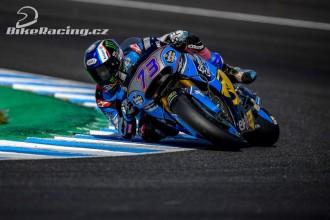 Alex Márquez zůstává v Moto2