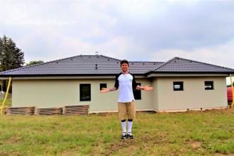 Libor Podmol přeskočí dům