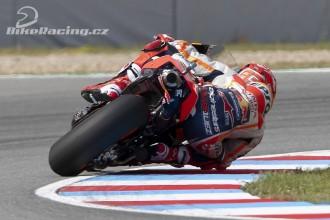 Marc Marquez na úvod druhý nejrychlejší