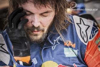 Rally Dakar 2018: 10. etapa