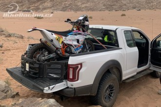 Rally Dakar 2020: 4. etapa