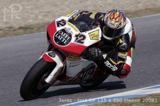Thomas Lüthi přemýšlí o testech v Jerezu