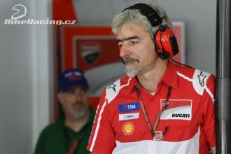 Dall'Igna: Moto3? Nejdříve titul v MotoGP