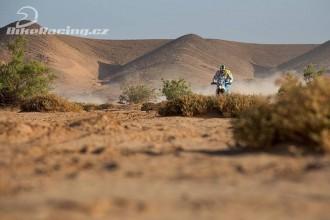 Milan Engel - příprava na Dakar