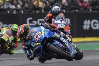 Suzuki připravena na GP Itálie