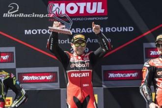 Ducati: S titulem jsme nepočítali