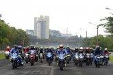 Iannone a Rins na návštěvě Indonesie