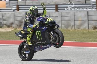 Rossi odstartuje z 1. řady