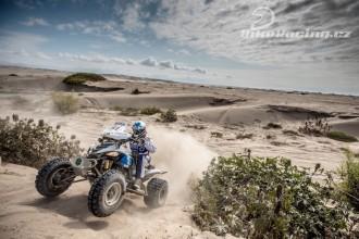 Barth Racing vstříc Dakaru