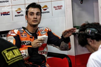 Již v prosinci si Pedrosa zajezdí s KTM