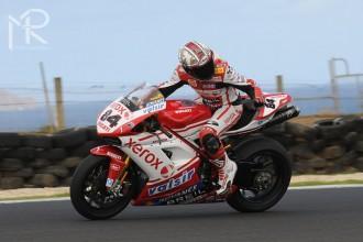 Kvalitní příprava pro Ducati Xerox