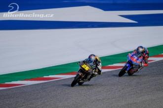 Salač po kvalifikaci na MotoGP Ameriky